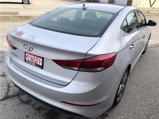 2017 Hyundai Elantra GLS (Stk: 380205) in Toronto - Image 5 of 14