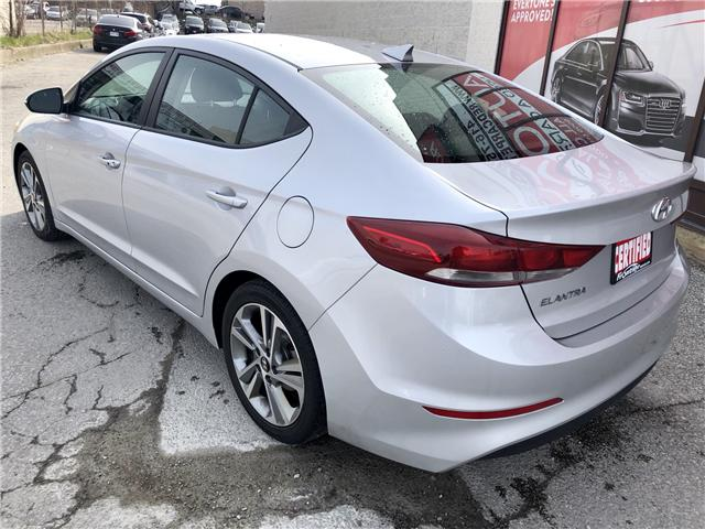 2017 Hyundai Elantra GLS (Stk: 380205) in Toronto - Image 7 of 14