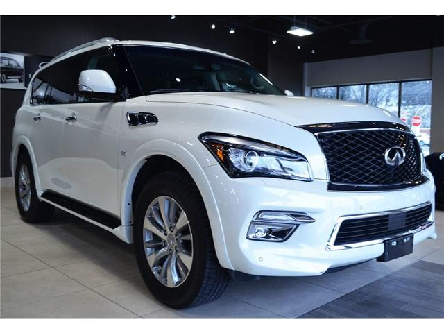 2017 Infiniti QX80  (Stk: AUTOLAND-H8498A) in Thornhill - Image 8 of 30