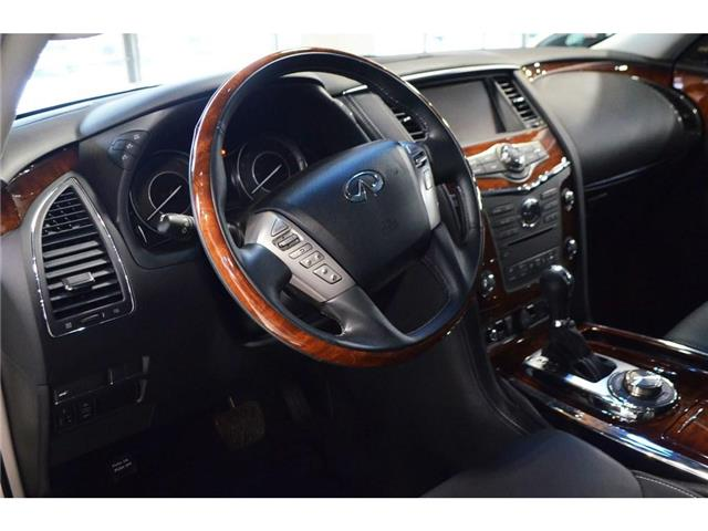 2017 Infiniti QX80  (Stk: AUTOLAND-H8498A) in Thornhill - Image 19 of 30
