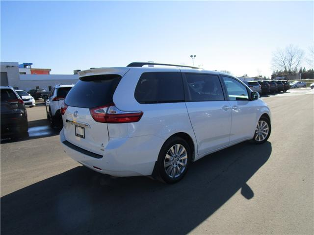 2017 Toyota Sienna Limited 7-Passenger (Stk: 19913711) in Moose Jaw - Image 8 of 47
