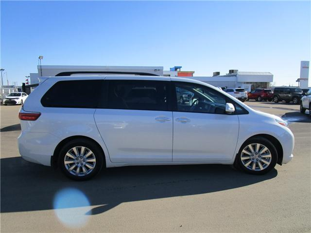 2017 Toyota Sienna Limited 7-Passenger (Stk: 19913711) in Moose Jaw - Image 9 of 47