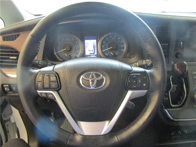 2017 Toyota Sienna Limited 7-Passenger (Stk: 19913711) in Moose Jaw - Image 13 of 47