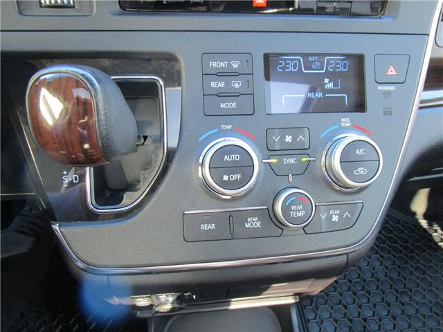 2017 Toyota Sienna Limited 7-Passenger (Stk: 19913711) in Moose Jaw - Image 21 of 47