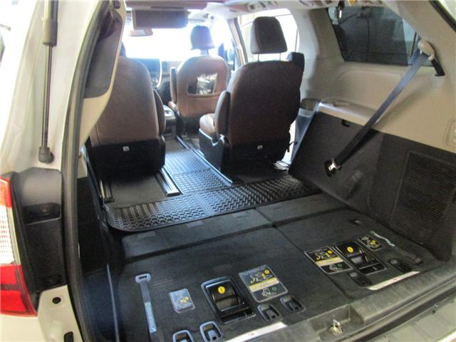 2017 Toyota Sienna Limited 7-Passenger (Stk: 19913711) in Moose Jaw - Image 45 of 47