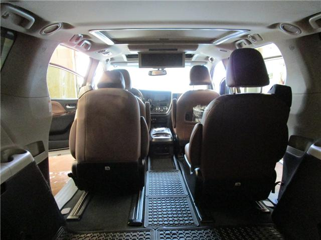 2017 Toyota Sienna Limited 7-Passenger (Stk: 19913711) in Moose Jaw - Image 47 of 47