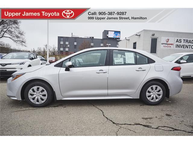 2020 Toyota Corolla L (Stk: 200012) in Hamilton - Image 2 of 16