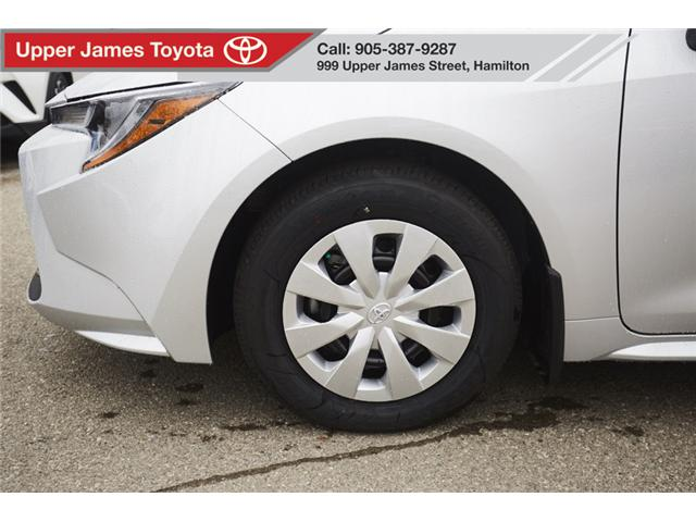 2020 Toyota Corolla L (Stk: 200012) in Hamilton - Image 3 of 16