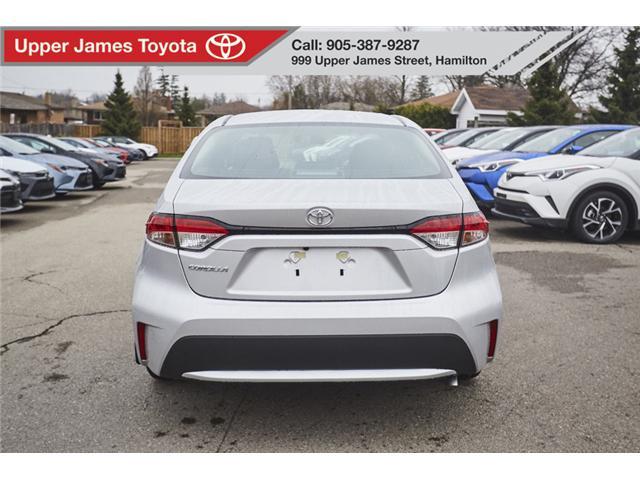 2020 Toyota Corolla L (Stk: 200012) in Hamilton - Image 6 of 16