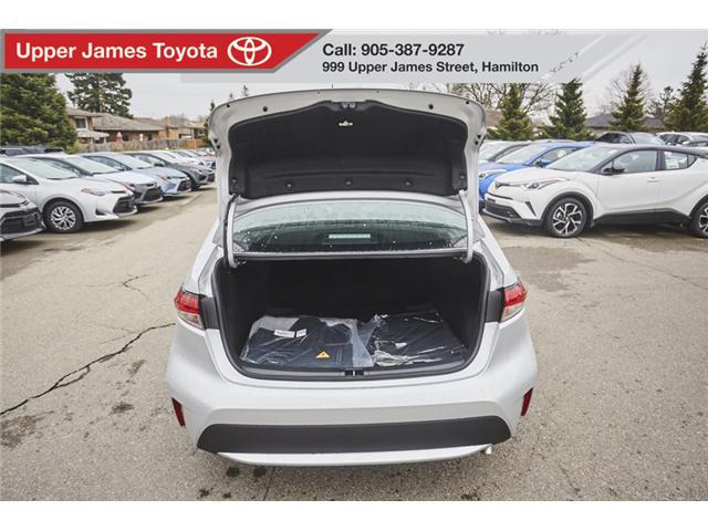 2020 Toyota Corolla L (Stk: 200012) in Hamilton - Image 7 of 16