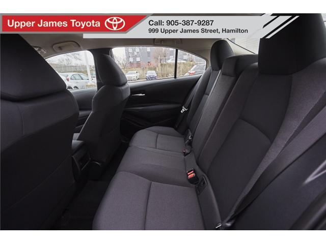 2020 Toyota Corolla L (Stk: 200012) in Hamilton - Image 9 of 16