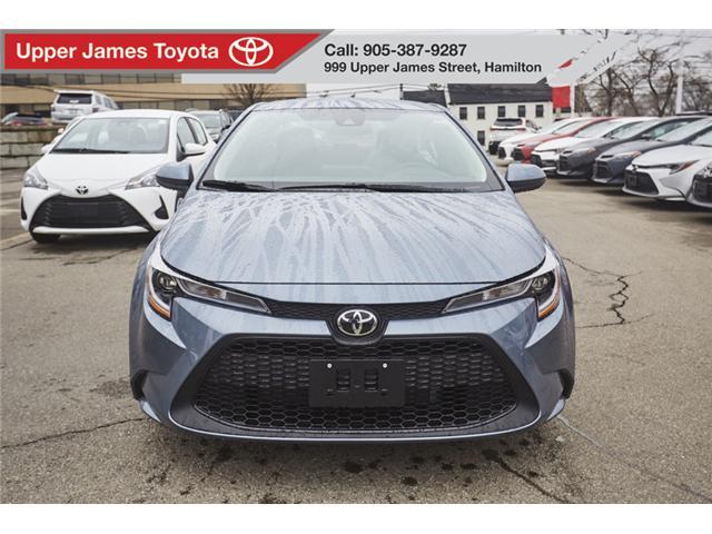 2020 Toyota Corolla L (Stk: 200011) in Hamilton - Image 4 of 16