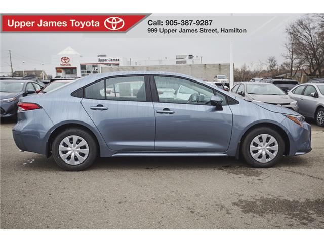 2020 Toyota Corolla L (Stk: 200011) in Hamilton - Image 5 of 16
