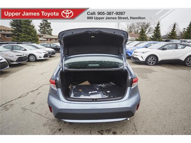 2020 Toyota Corolla L (Stk: 200011) in Hamilton - Image 7 of 16