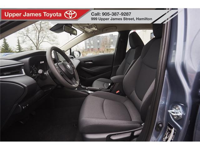 2020 Toyota Corolla L (Stk: 200011) in Hamilton - Image 8 of 16