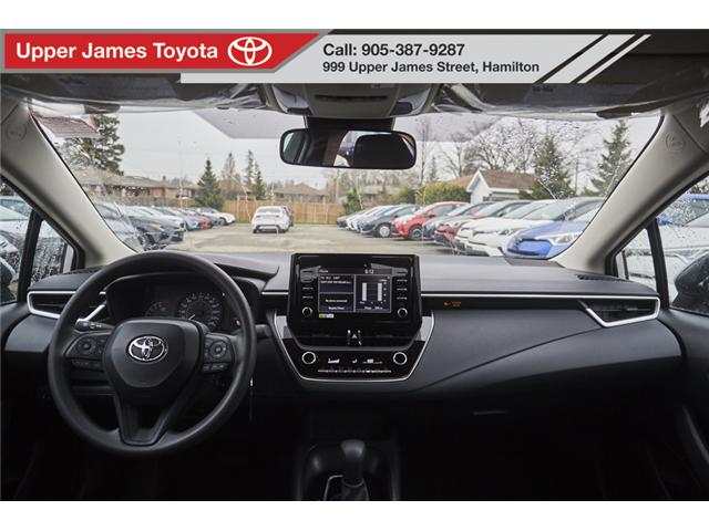 2020 Toyota Corolla L (Stk: 200011) in Hamilton - Image 10 of 16