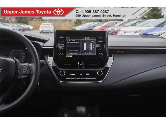 2020 Toyota Corolla L (Stk: 200011) in Hamilton - Image 11 of 16