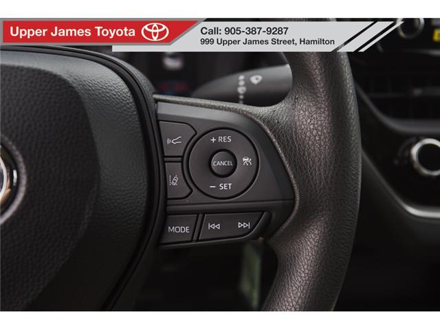 2020 Toyota Corolla L (Stk: 200011) in Hamilton - Image 15 of 16