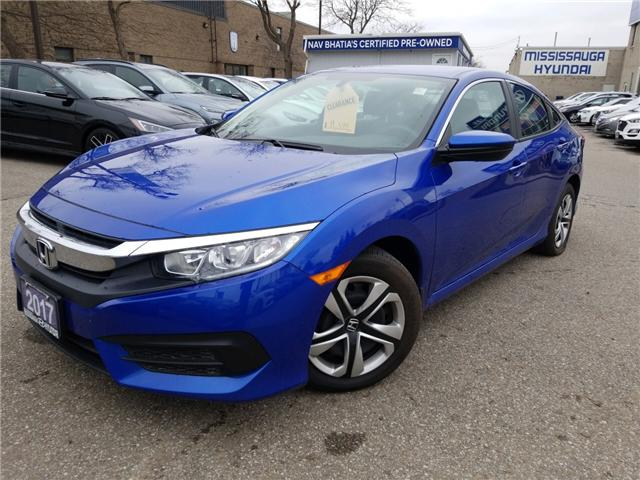 2018 Honda Civic LX (Stk: OP10280) in Mississauga - Image 1 of 16