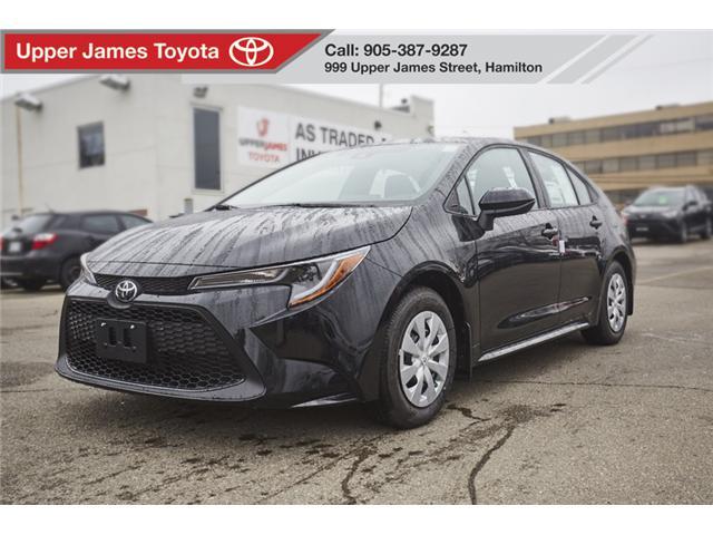 2020 Toyota Corolla L (Stk: 200010) in Hamilton - Image 1 of 16