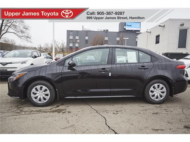 2020 Toyota Corolla L (Stk: 200010) in Hamilton - Image 2 of 16