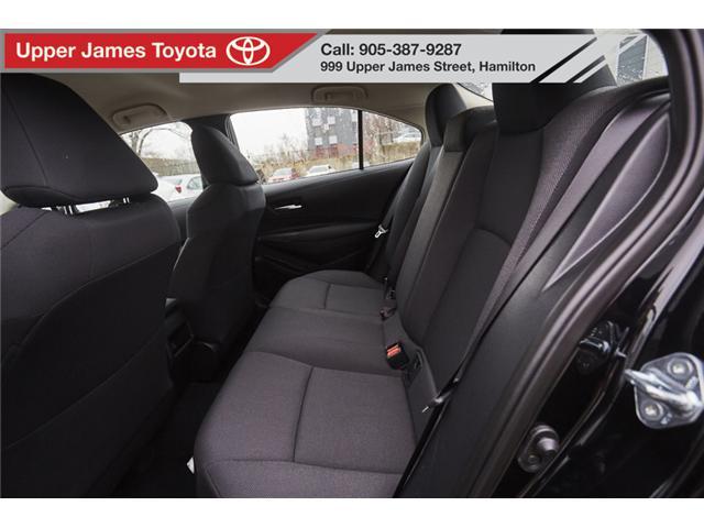 2020 Toyota Corolla L (Stk: 200010) in Hamilton - Image 9 of 16