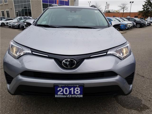 2018 Toyota RAV4 LE (Stk: OP10246) in Mississauga - Image 2 of 15