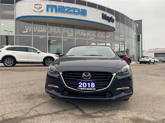 2018 Mazda Mazda3 GT (Stk: P-1153) in Vaughan - Image 2 of 24