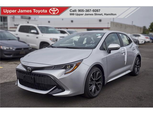 2019 Toyota Corolla Hatchback Base (Stk: 190519) in Hamilton - Image 1 of 16