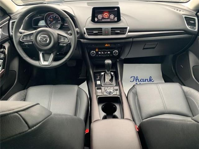 2018 Mazda Mazda3 GT - Bluetooth - Mazda Connect at $22984