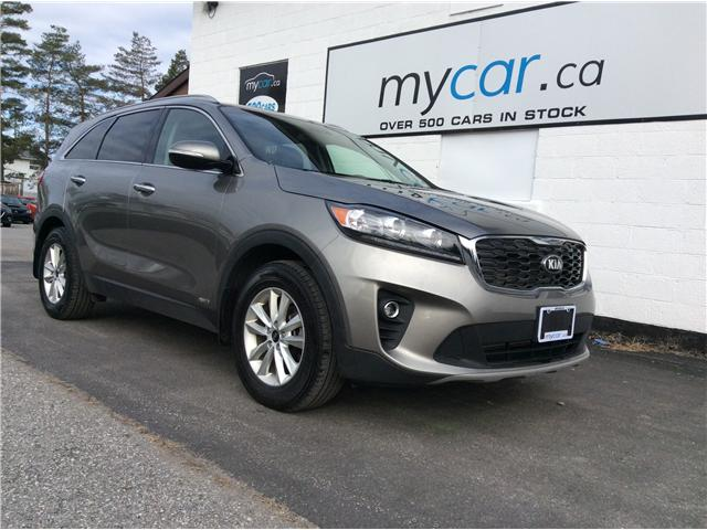 2019 Kia Sorento 2.4L EX (Stk: 190430) in Kingston - Image 1 of 21