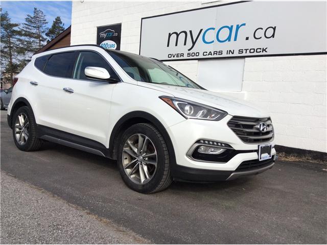 2018 Hyundai Santa Fe Sport 2.0T Limited (Stk: 190413) in North Bay - Image 1 of 21