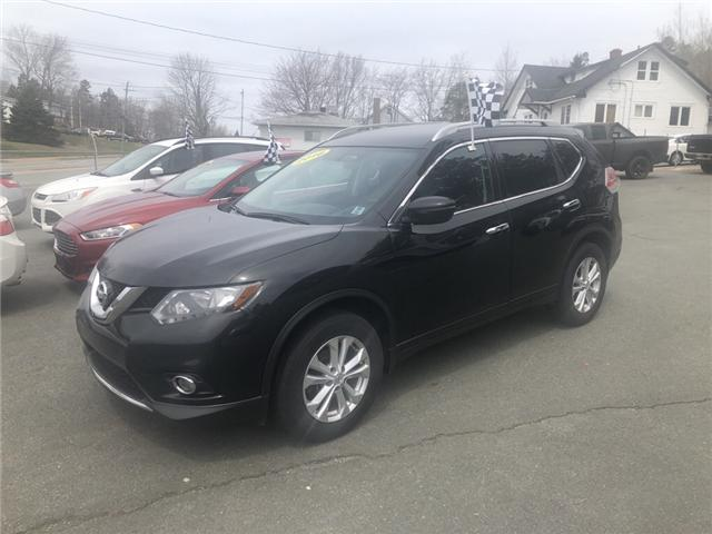 2016 Nissan Rogue SV (Stk: ) in Middle Sackville - Image 1 of 13