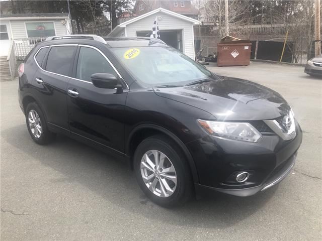 2016 Nissan Rogue SV (Stk: ) in Middle Sackville - Image 6 of 13