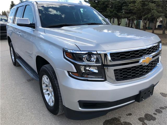 2018 Chevrolet Tahoe LS (Stk: U19-28) in Nipawin - Image 1 of 18