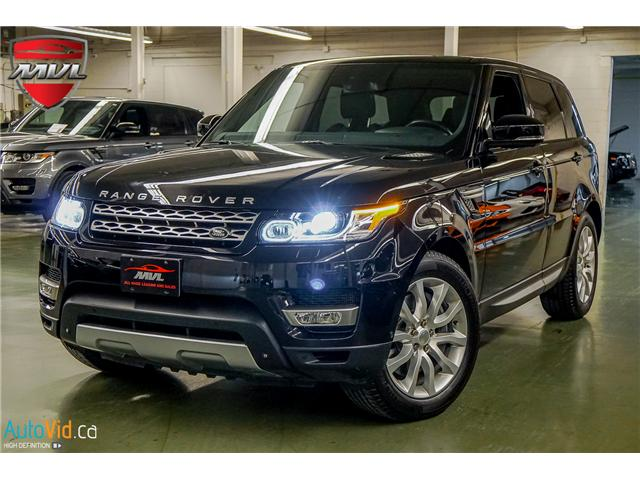 2014 Land Rover Range Rover Sport V8 Supercharged (Stk: ) in Oakville - Image 2 of 32