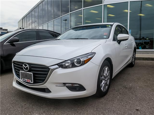 2018 Mazda Mazda3  (Stk: A6468A) in Waterloo - Image 1 of 1