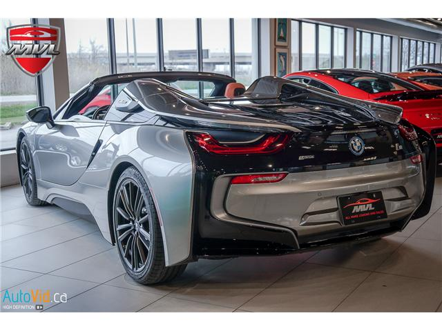 2019 BMW i8 Base (Stk: ) in Oakville - Image 5 of 37