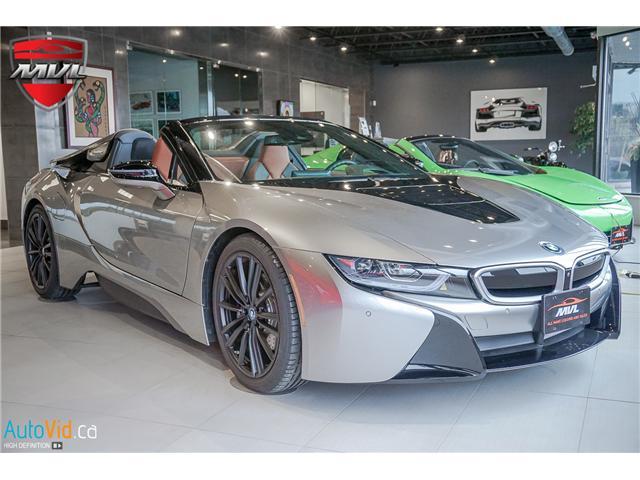 2019 BMW i8 Base (Stk: ) in Oakville - Image 1 of 37
