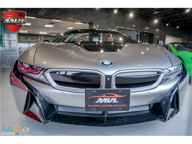 2019 BMW i8 Base (Stk: ) in Oakville - Image 7 of 37