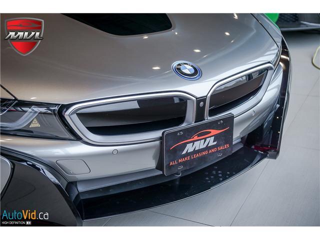 2019 BMW i8 Base (Stk: ) in Oakville - Image 13 of 37