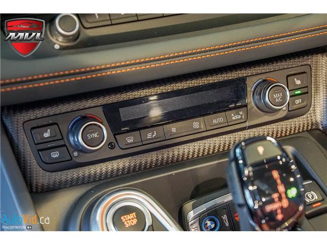 2019 BMW i8 Base (Stk: ) in Oakville - Image 28 of 37