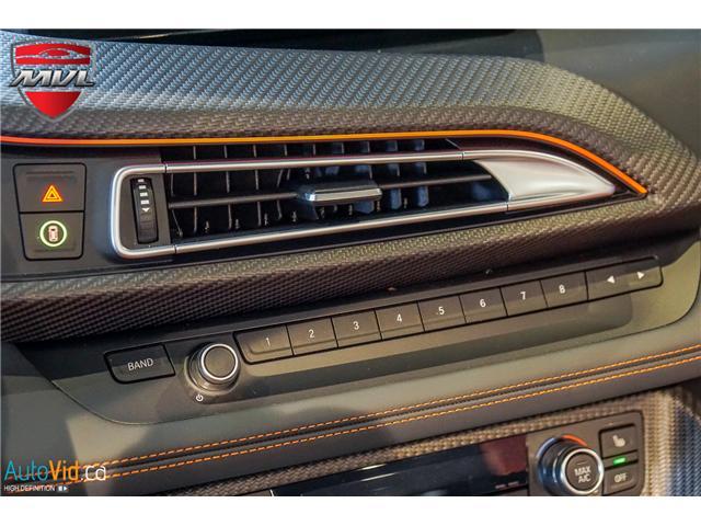 2019 BMW i8 Base (Stk: ) in Oakville - Image 29 of 37