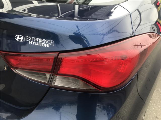2016 Hyundai Elantra Sport Appearance (Stk: 19460) in Chatham - Image 7 of 18