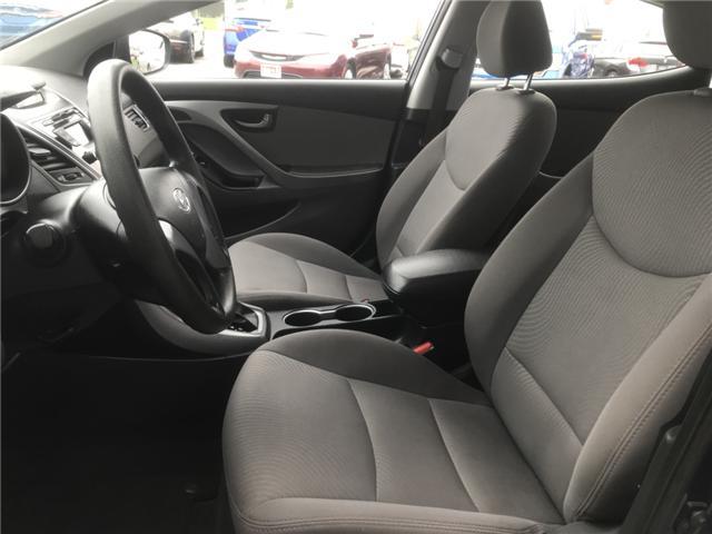 2016 Hyundai Elantra Sport Appearance (Stk: 19460) in Chatham - Image 11 of 18