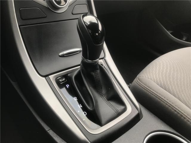 2016 Hyundai Elantra Sport Appearance (Stk: 19460) in Chatham - Image 16 of 18