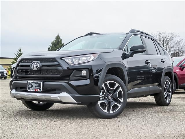 2019 Toyota RAV4 Trail (Stk: 95266) in Waterloo - Image 1 of 16