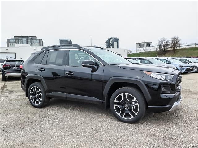 2019 Toyota RAV4 Trail (Stk: 95266) in Waterloo - Image 3 of 16