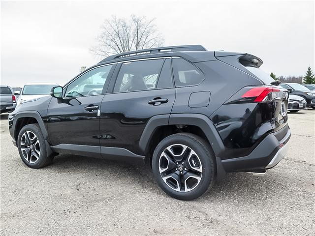 2019 Toyota RAV4 Trail (Stk: 95266) in Waterloo - Image 6 of 16