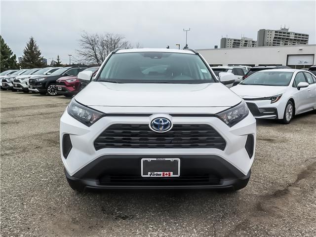 2019 Toyota RAV4 Hybrid LE (Stk: 95265) in Waterloo - Image 2 of 17